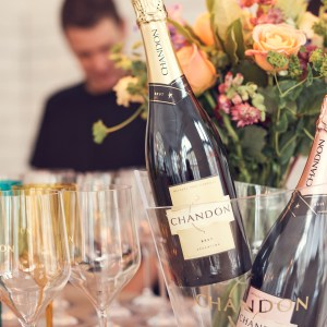 Enjoying The Spark With Chandon x Workbench…