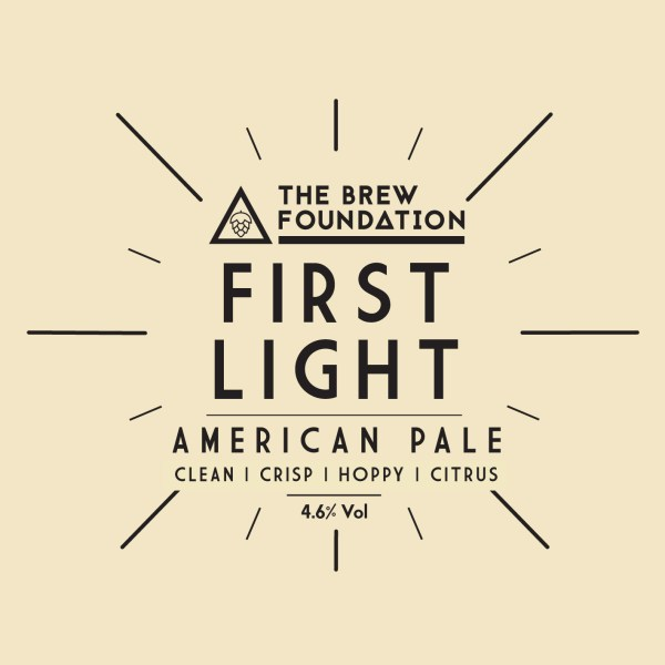The Brew Foundation First Light pump clip