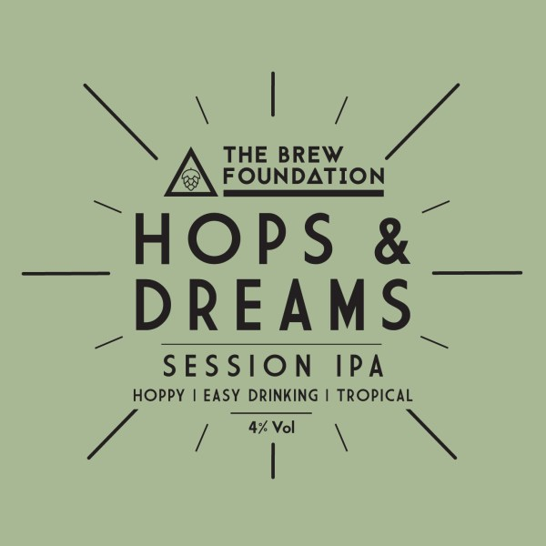 Hops & Dreams pump clip