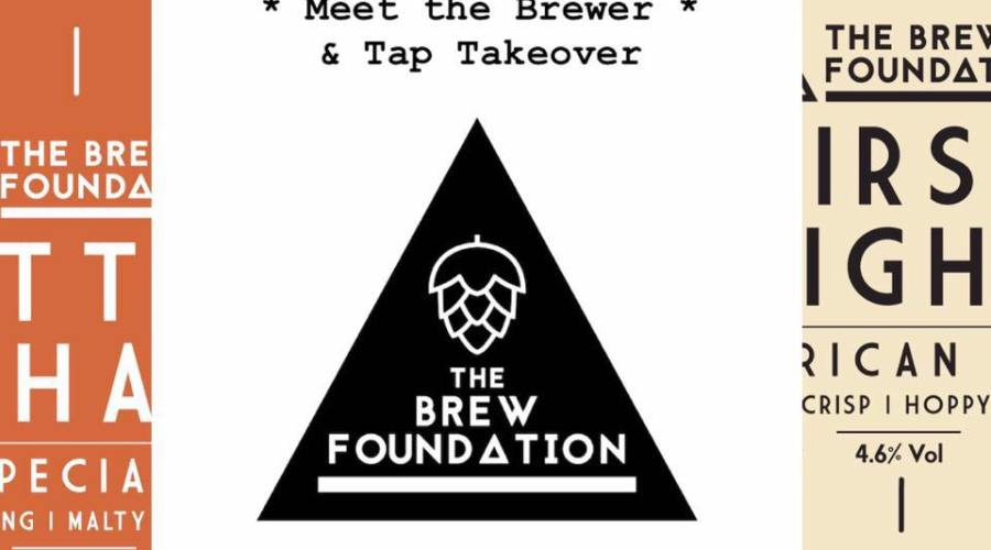 Meet the brewer and tap takeover at Marketplace Alehouse