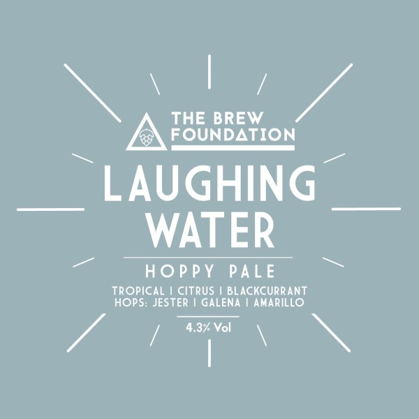 Laughing Water pump clip The Brew Foundation
