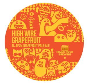 Magic Rock Grapefruit High Wire