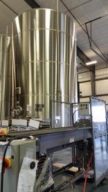 Great big fermenter! 480bbl
