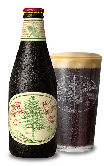 Anchor Christmas Ale 2016