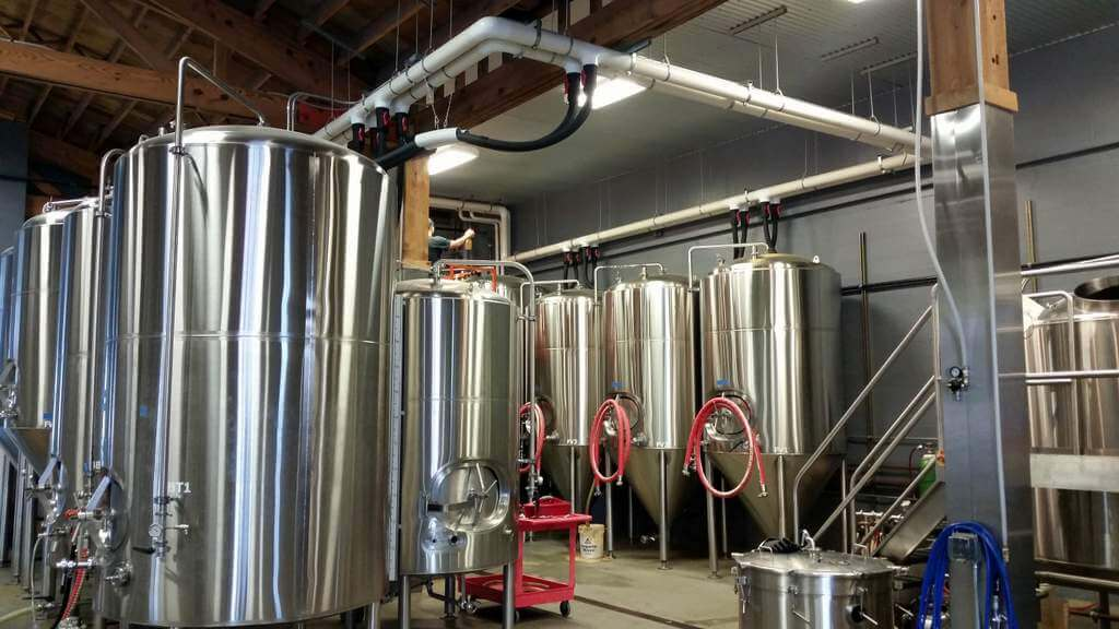 Baker City brewery