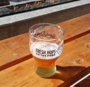 Bend Brewing Fresh Hops on the Pond (beer)