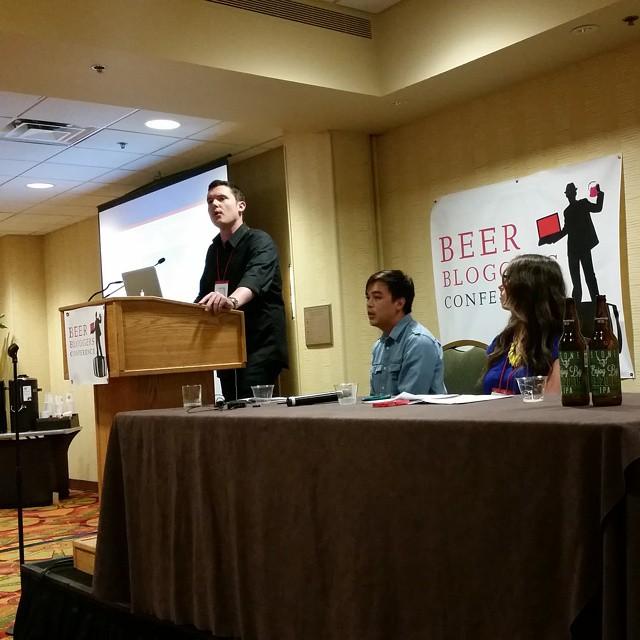 Beer Bloggers Conference 2014, Beer Brands panel