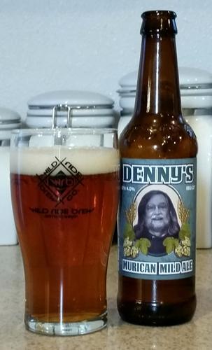 Denny's Murican Mild Ale