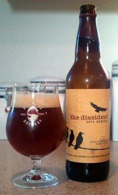 Deschutes Brewery The Dissident 2010 Reserve