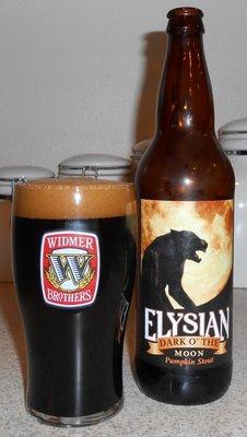 Elysian Brewing Dark O' The Moon