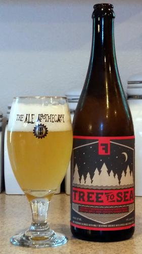 Fullsteam Brewery Tree-to-Sea Gose