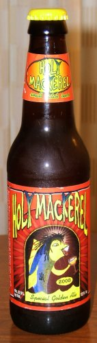 Holy Mackerel Special Golden Ale