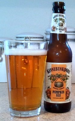Kennebunkport Pumpkin Ale