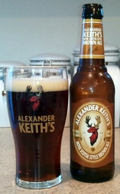 Alexander Keith's Nova Scotia Style Brown