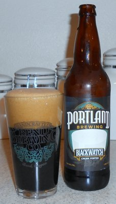 BlackWatch Cream Porter