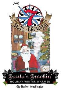 Santa's Smokin'