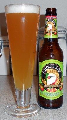 Shock Top Honeycrisp Apple Wheat