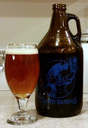 McMenamins Thundercone Fresh Hop Ale