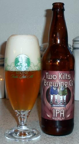 Two Kilts Brewing IPA
