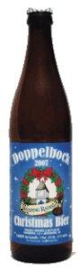Weeping Radish Christmas Bier
