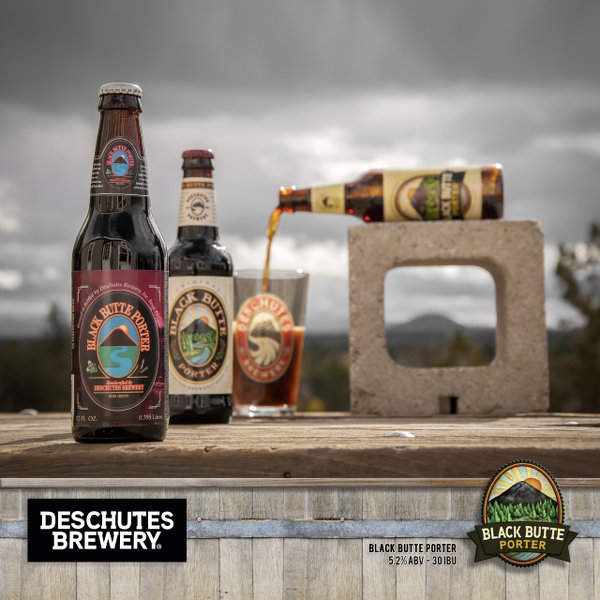 Bend Brew Daddy Calendar featuring Black Butte Porter