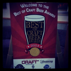 Best of Craft Beer Awards