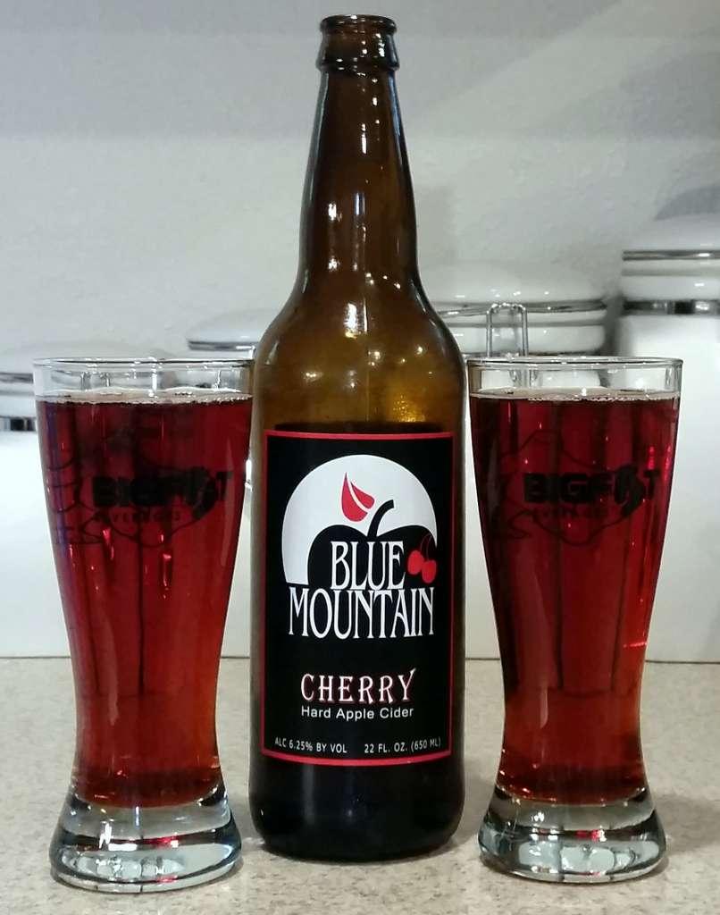 Blue Mountain Cider Cherry Cider
