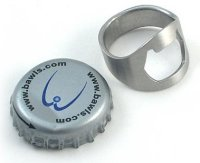 Original Ring Thing - ring with integrated bottle opener
