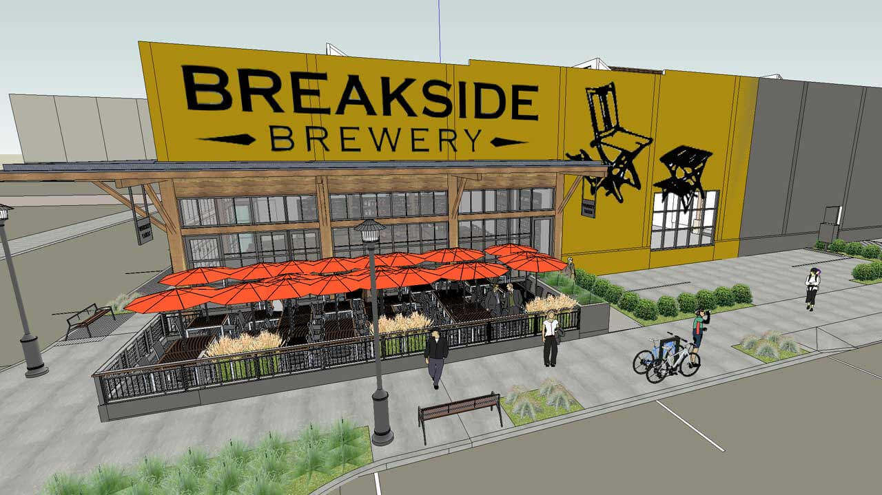 Breakside Brewery Slabtown rendering