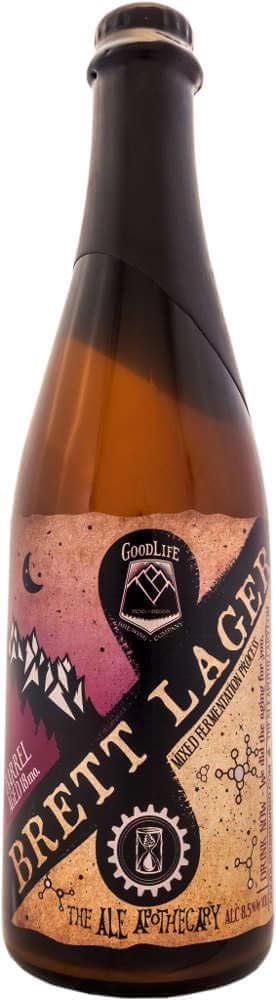 GoodLife/Ale Apothecary Brett Lager bottle