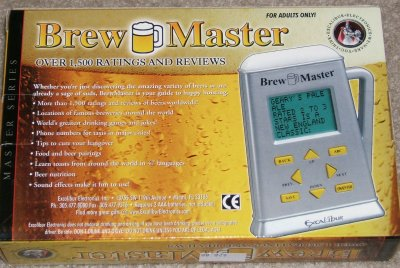 """Brew Master"" box"