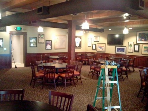 Deschutes Brewery Pub banquet space