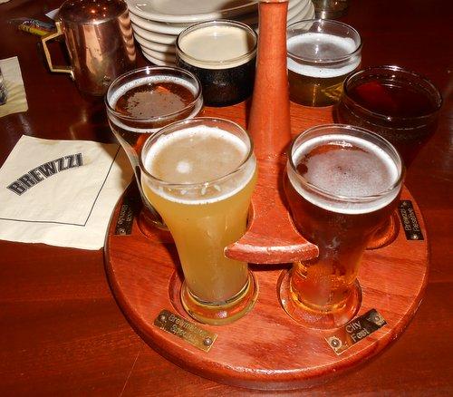 Brewzzi beer sampler