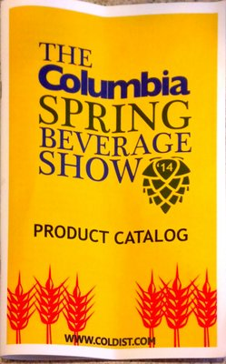 Columbia Distributing Spring Show