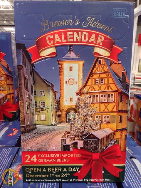 Costco Beer Advent Calendar
