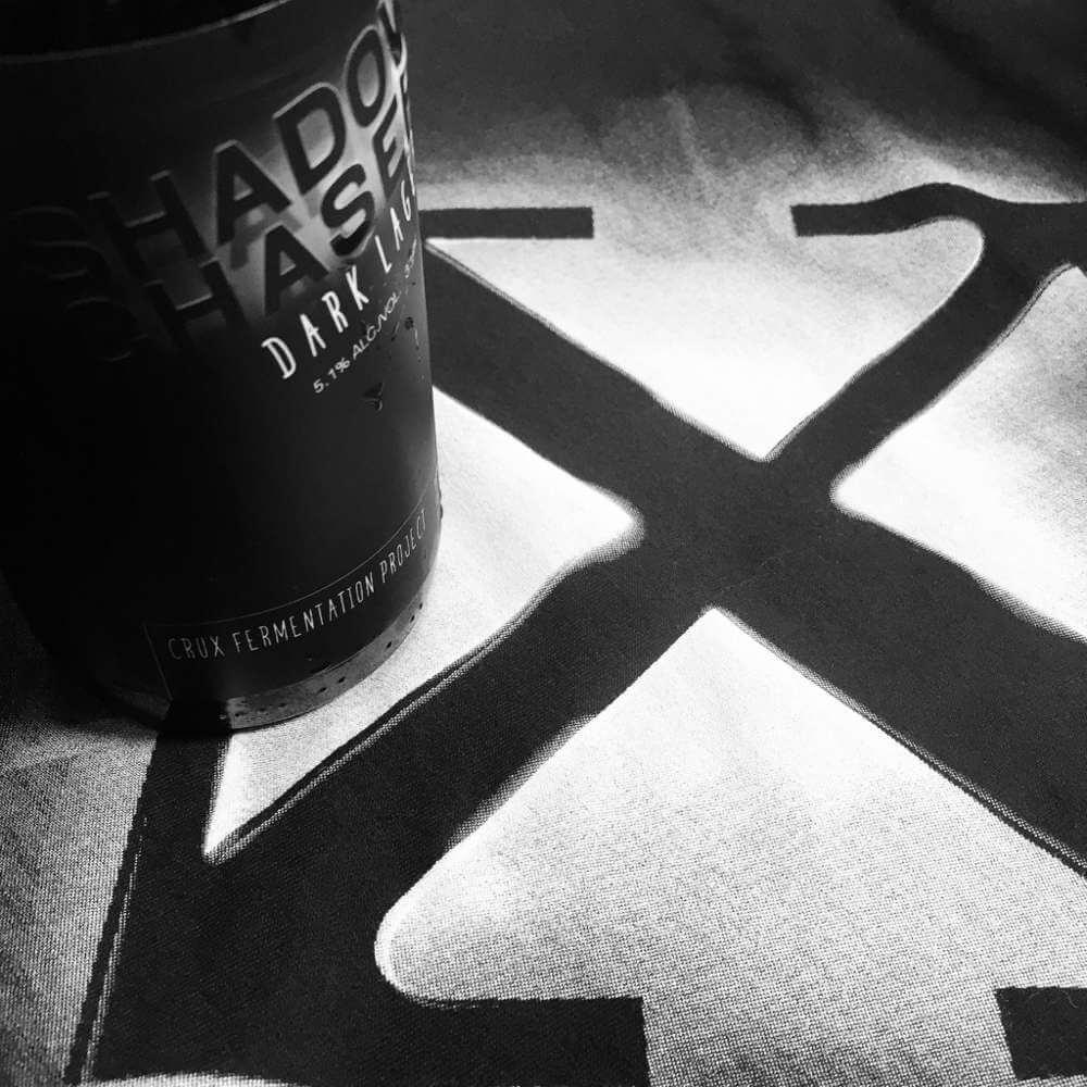 Crux Fermentation Project Shadow Chaser promo