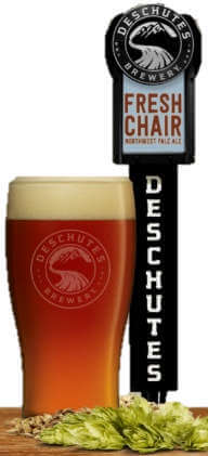 Deschutes Brewery Fresh Chair NWPA