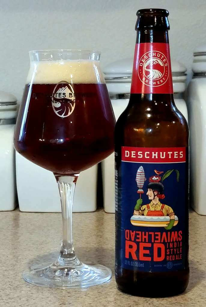 Deschutes Brewery Swivelhead Red