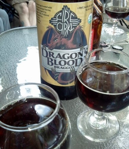 Fire Cirkl Dragon's Blood Braggot