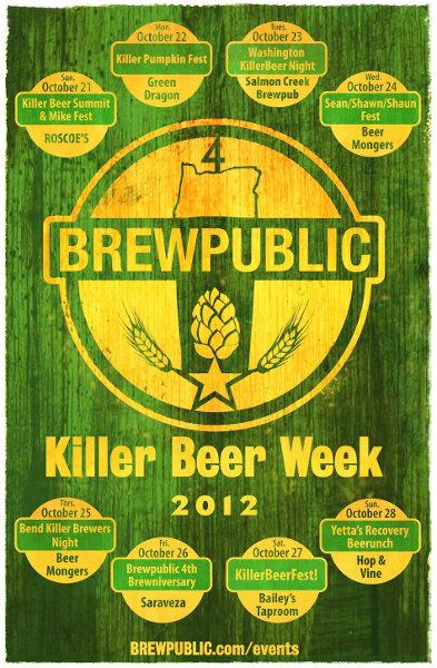 Killer Beer Week