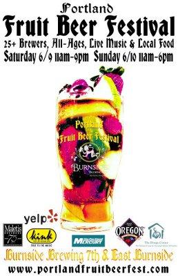 Portland Fruit Beer Festival