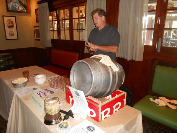 Firkin-A: Brewer Mike White from McMenamins