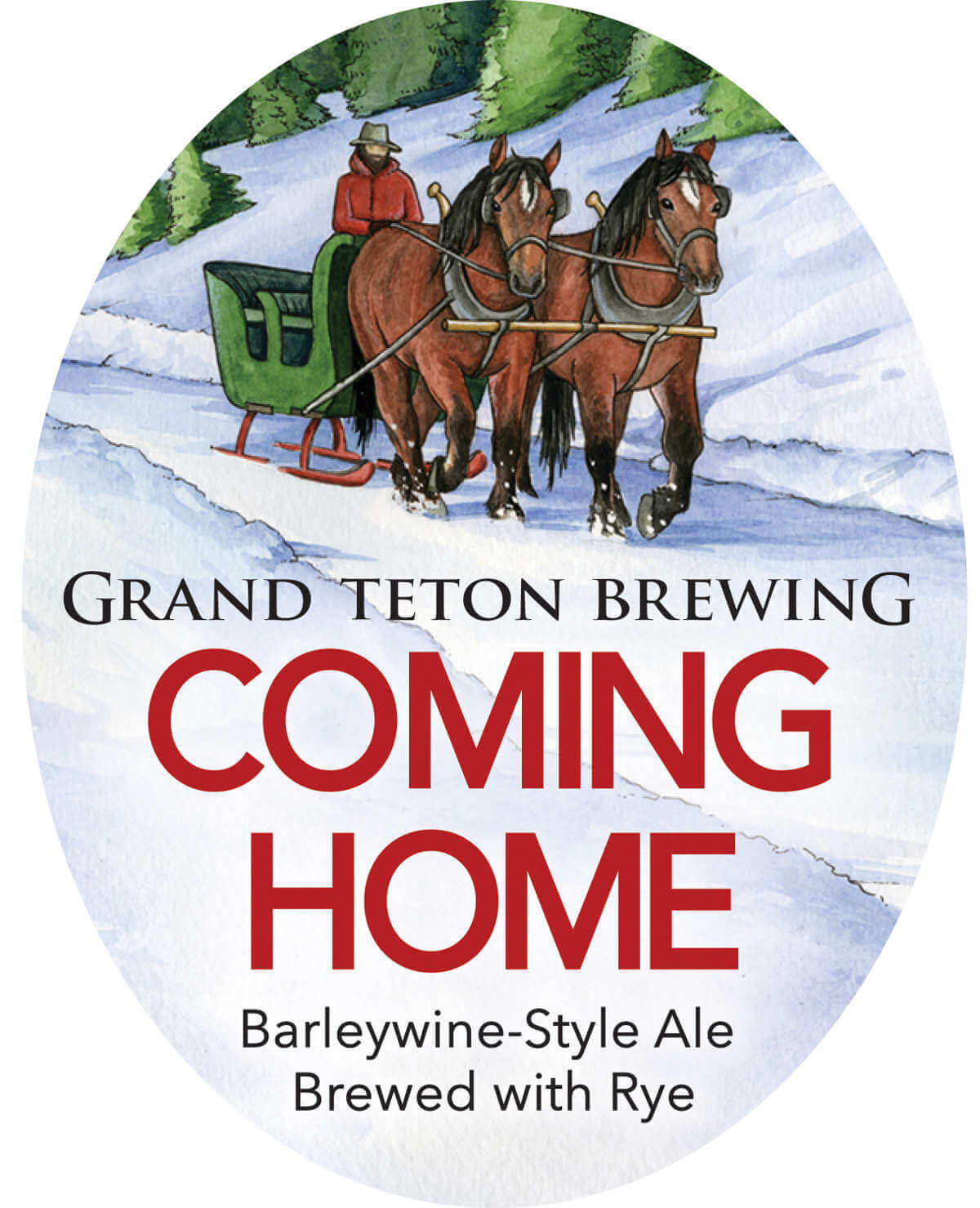 Grand Teton Brewing Coming Home 2016