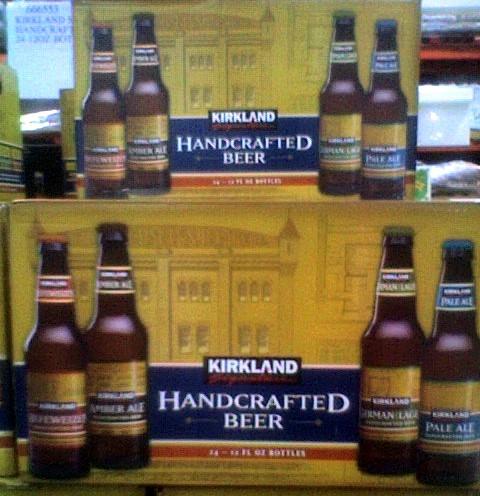 Kirkland beer