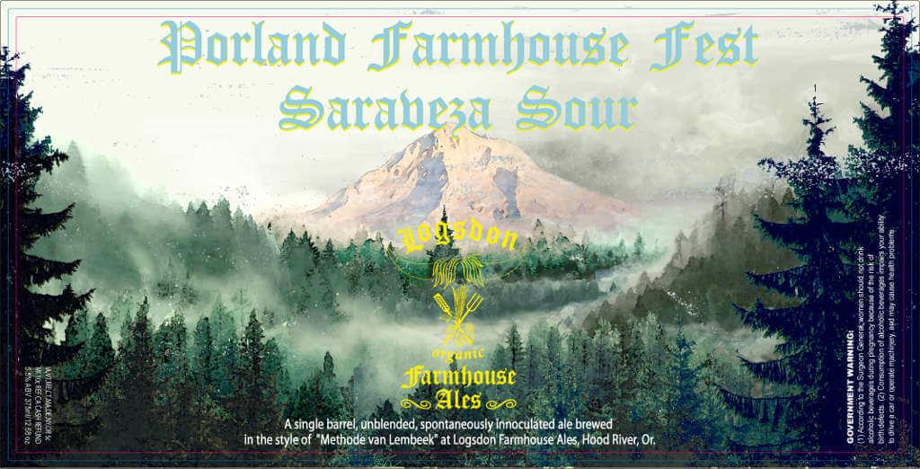 Logsdon Farmhouse Ales Saraveza Sour