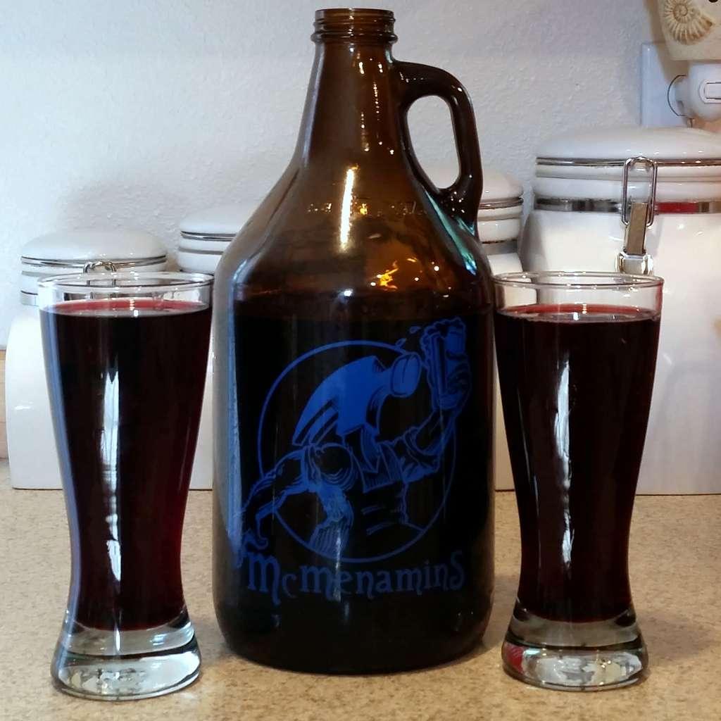 McMenamins Blackberry Cider