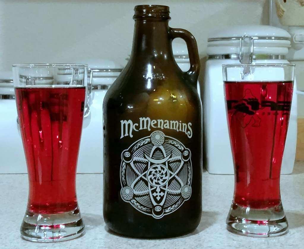 McMenamins Crangerine Dream Cider