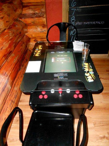 Mountain Jug arcade games!