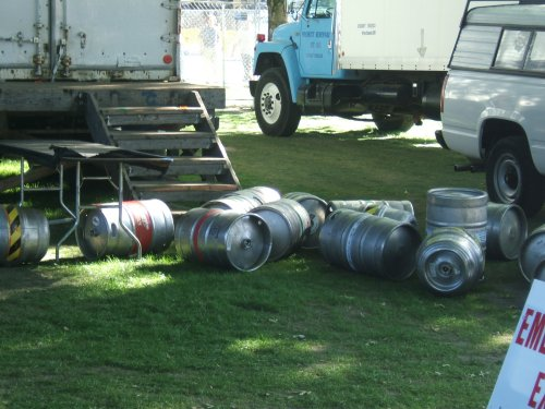 OBF2006: Kegs