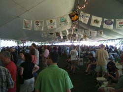 Busy brewfest